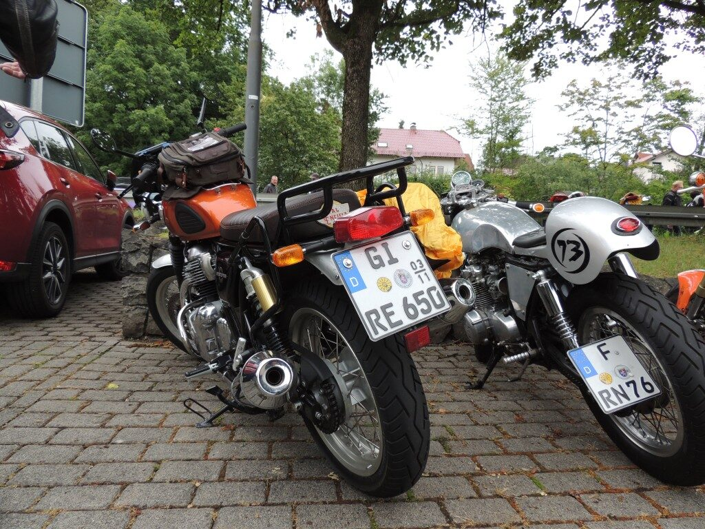 Oldtimer GP 2019 in Schotten