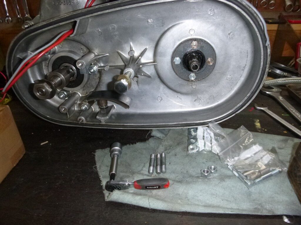 Enfield Spares